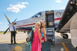 Daily Air Service to MSP by Boutique Air