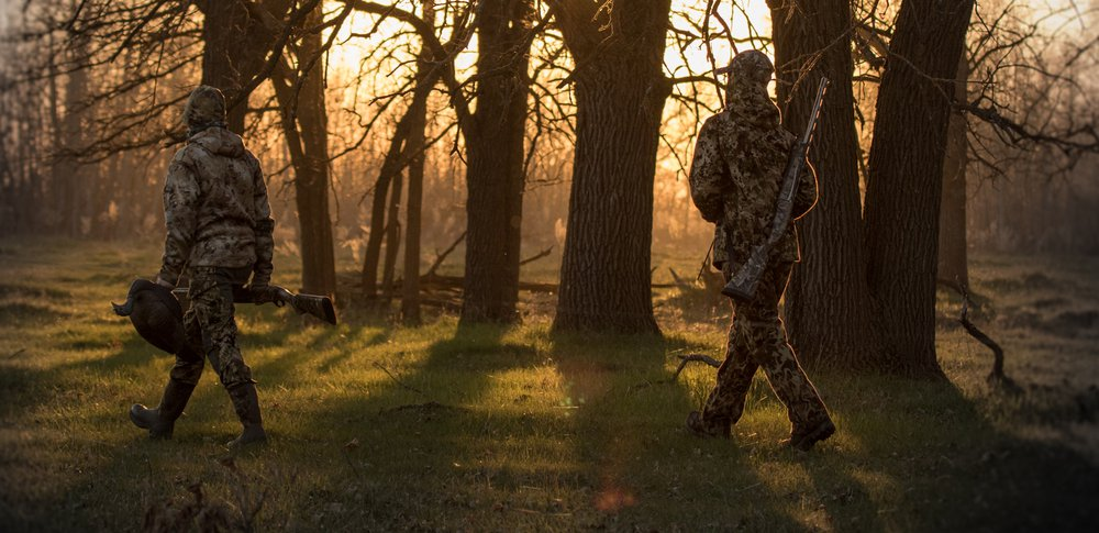 Spring Turkey Hunting in Thief River Falls