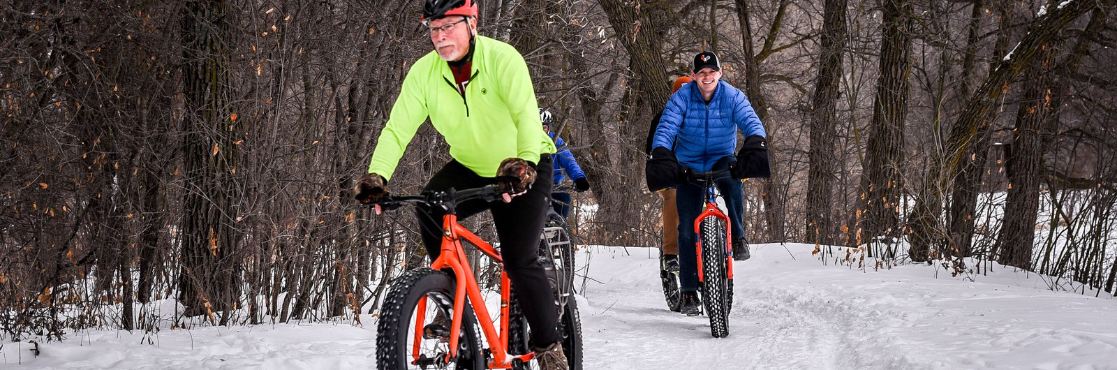 Fat Bikes in Thief River Falls